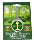 Irish Brigade Gettysburg Monument Collectors Coin
